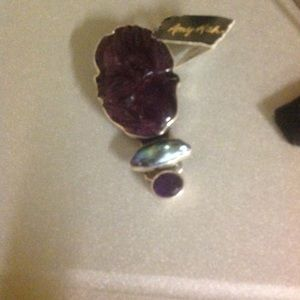 Amy Kahn Russell Jewelry - Pendant/pin